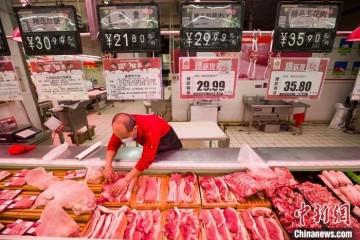 国家统计局猪肉价格有基础持续下行